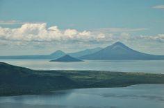 Nicaragua, tierra de lagos y volcanes :)