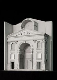 Sant' Andrea  / Leon Battista Alberti // by  Prof. A. Caruso