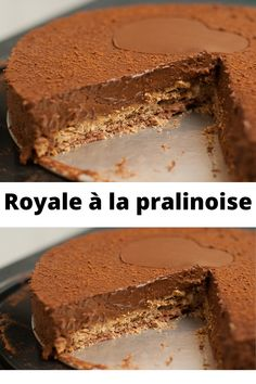 Delicious Cake Recipes, Yummy Cakes, Sweet Recipes, Dessert Recipes, Baking Bad, Mousse, Chocolate Candy Recipes, Crockpot, Coco
