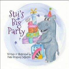 #Book Review of #StusBigParty from #ReadersFavorite - https://readersfavorite.com/book-review/31514  Reviewed by Samantha Rivera for Readers' Favorite  Stu the hippo is excited for his birthday party and he's even more excited to see all of his friends there, having fun. But when a storm rolls in and the lights go out, he realizes that his friends are nowhere to be seen, at least nothing but their eyes can be seen. Stu is happy they all showed up, but how will he ever know who they are if…