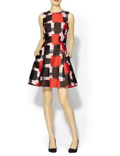 in LOVE with this Kate Spade dress!!