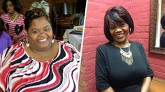 After her heart stopped for three seconds when she was only 34, Chasity Davis knew she had to lose weight to save her life.
