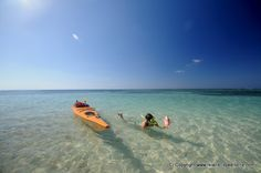 Kayaking and snorkeling the cayes of Belize