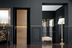 ROMAGNOLI - итальянские межкомнатные двери и перегородки | R | Производители.