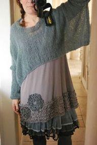 Sweater Wrap