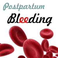 Lochia and Postpartum Bleeding