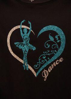 t-shirt ballet pirouette bar dance gift pun ballerina 3081 Meet me at the barre
