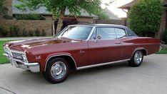 1966 Chevrolet Caprice Sport Coupe