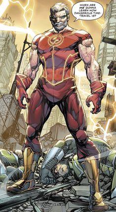 Comic Book Artists, Comic Books Art, Comic Art, Flash Comics, Arte Dc Comics, Superhero Characters, Dc Comics Characters, Hq Dc, Univers Dc