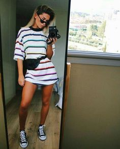 46 Cute Hot pants Outfits for Summer Ideas . Mode Outfits, Trendy Outfits, Summer Outfits, Fashion Outfits, Concert Outfit Summer, Outfits For Concerts, Casual Festival Outfit, Cute Concert Outfits, Fashion 2018