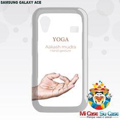 #capinhas para Samsung Galaxy ACE - Personalize sua própria capinha ou escolha dentre as milhares de estampas disponíveis em nosso site.