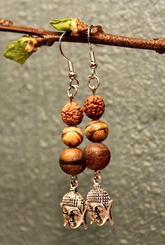 Mindfulness earrings