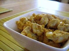 Dukan Diet Curry Chicken