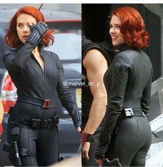 Black Widow Scarlett, Black Widow Natasha, Marvel Girls, Comics Girls, Scarlett Johansson, Black Widow Avengers, Black Widow Cosplay, Romanogers, Female Hero