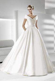La Sposa Simbolo Bridal Gowns Wedding Dresses 1950