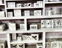 sellos scrap en Creativa Madrid