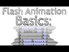 ▶ The Basics: Animating in Adobe Flash - YouTube                              …