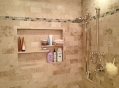 Banheiros com nicho