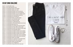 """""""Day 23"""" by thenerdinblack ❤ liked on Polyvore"""