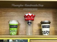 #REPOST @kphuong_lee #crochet #handmade #amigurumi #milktea #matchalatte #crown #royaltea #milkfarm #tea #bubbletea