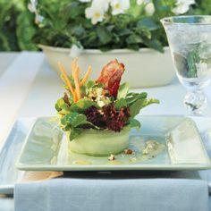 Easter Sunday Lunch Menus | Formal Easter Dinner for Four | SouthernLiving.com