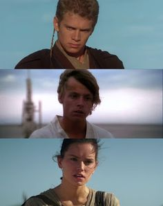 Guillermocracia: Las generaciones de Star Wars.