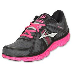 I went to the mall for a new pair of asics but left with these Brooks, best decision I ever made!!! :)