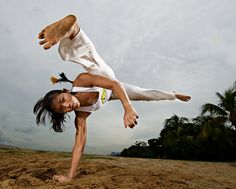Capoeira (por Fredrik Lonnqvist )