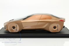 BMW VISION NEXT 100 CONCEPT CAR 2016 COPPER WITH SHOWCASE BBR 'Limited Edition' 1of 500