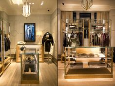 Belstaff store by Studio Solfield New York 02 Belstaff store by Studio Solfield, New York