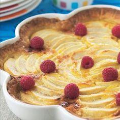 Ranskalainen omenapiirakka - Reseptit – Kotiliesi