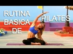 Rutina de Pilates para Principiantes