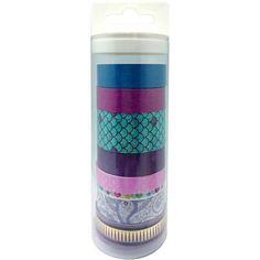 Tubo washi tapeEste produto você encontra nas lojas Bala Mental,entre em contato conosco em nossa fan page: