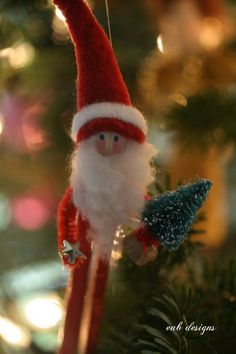 EAB Designs: Christmas Snapshots from this Week