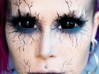 Nonrealism Fairy Makeup - Google Search