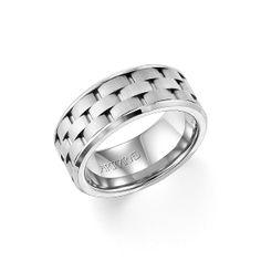 ArtCarved - men's wedding ring