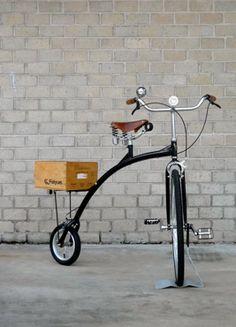 bicicleta / hiloXhilo
