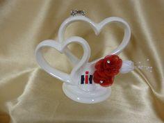 Case IH Inspired Wedding Cake Topper by StarBridal on Etsy, $34.95