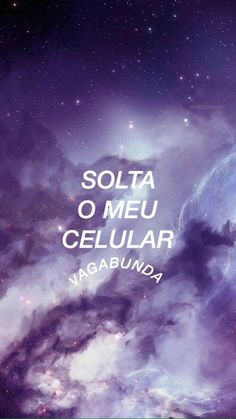✔ Wallpaper Lockscreen Galaxy (irônico / português)