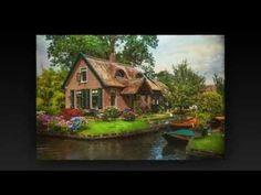 Giethoorn. Dutch Venice. Jenny Rainbow Fine Art Photography Art Prints For Home, Home Art, Fine Art Prints, Framed Prints, Video Photography, Fine Art Photography, Old Houses, Netherlands, Venice