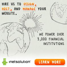 InetSolution Blog | A blog by InetSolution about programming, security, design and marketing for banks, credit unions and e-commerce.