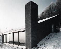 Beat Rothen - Unot St. House, Uhwiesen 1997. Photo © Gaston Wicky