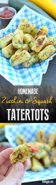 Homemade zucchini ta