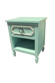Beverly Nightstand By @Newport Cottages In Mint