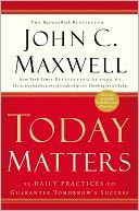 John Maxwell is my favorite leadership book author - have many of his books, but really like this one!