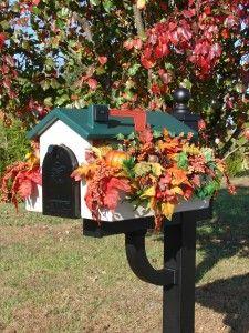 Thanksgiving Mailbox