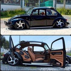 Candy Volkswagen – Autos – - Auto X Carros Vw, Vw Cars, Jeep Cars, Unique Cars, Vw T1, Modified Cars, Vw Beetles, Car Audio, Amazing Cars