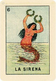 Clemente Jacques, Series 1, ca. 1920s | Loteria Collection | Communications From Elsewhere