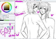Sketch Random -  Morby - by ShiroiiAmai