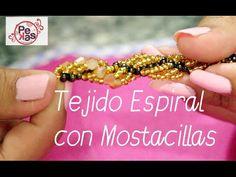 YouTube Beaded Jewelry, Handmade Jewelry, Beaded Bracelets, Bead Crochet, Lampwork Beads, Jewelry Collection, Diy And Crafts, Earrings, Friendship Bracelets